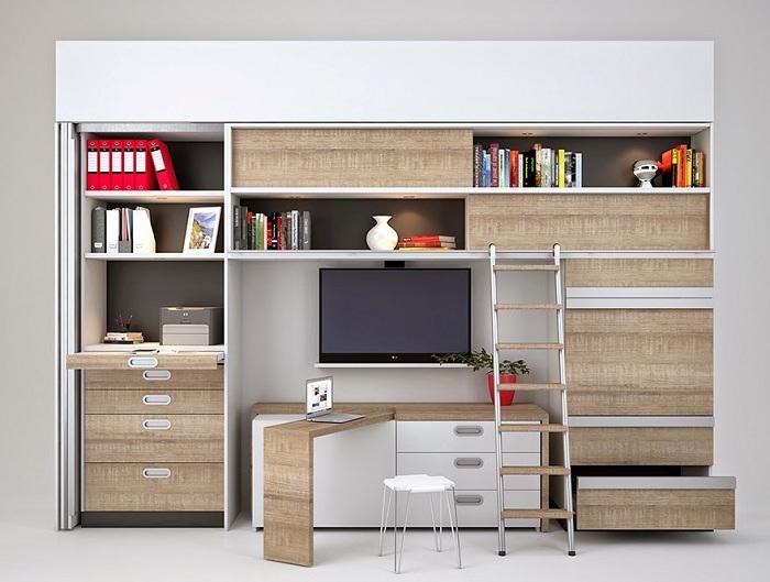 Một số sản phẩm đồ gỗ nội thất thông minh tại Nội Thất Alpha