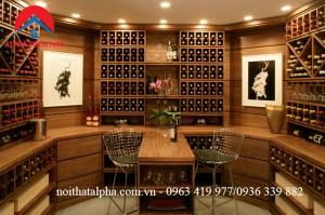 tủ rượu TR01