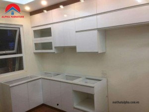 Tủ Bếp MDF MS1
