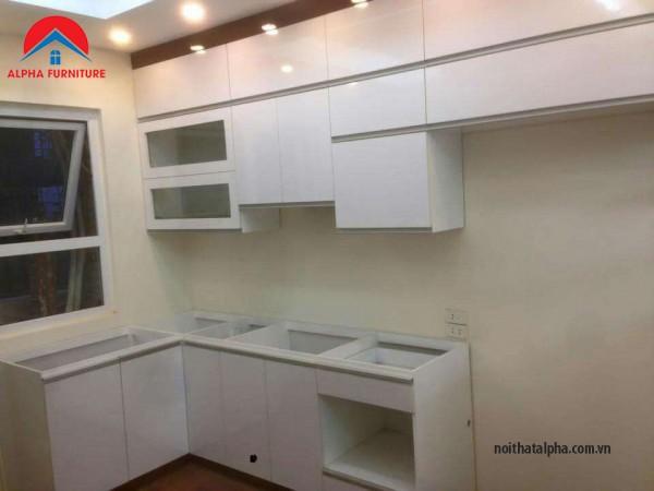 Tủ Bếp MDF - Anh Lương chung cư An Bình