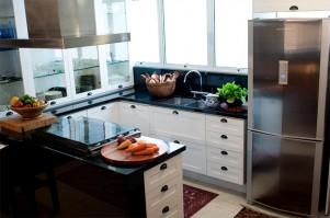 tủ bếp laminate alpha mới nhất