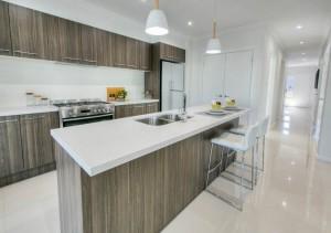 tủ bếp laminate alpha 2017