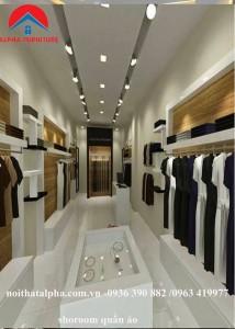 shop thời trang MS01