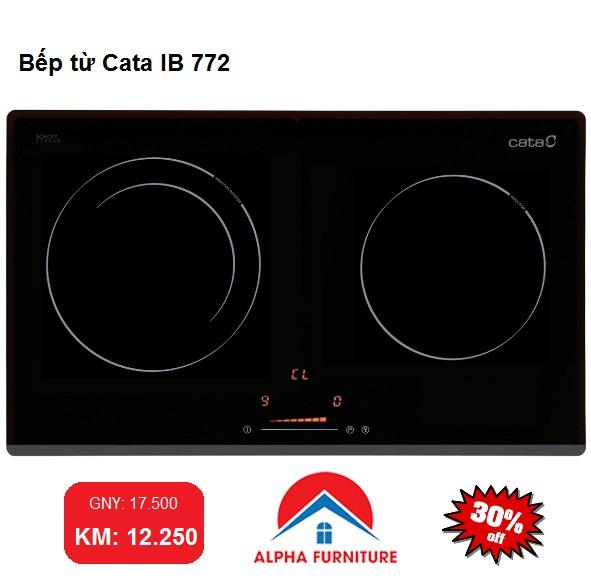 Bếp từ Cata IB 772