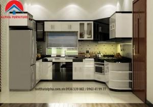 Tại sao tủ bếp nhựa picomat ngày càng phổ biến trong gian bếp mỗi gia đình