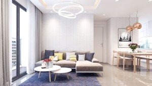 Các nguyên tắc khi thiết kế nội thất chung cư