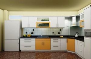 Đa dạng mẫu tủ bếp đẹp tại công ty Alpha Việt Nam