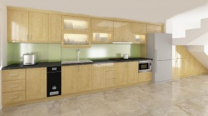 3 lý do nên chọn tủ bếp gỗ đẹp tại công ty Alpha Việt Nam
