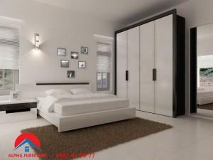 giường laminate an cường