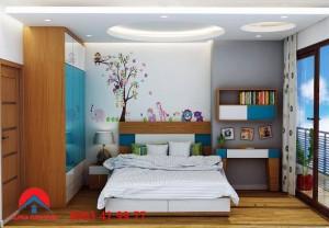 giường phong cách hiện đại