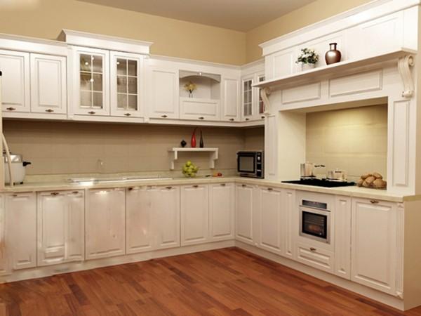 Đánh giá chất lượng tủ bếp gỗ sồi trắng