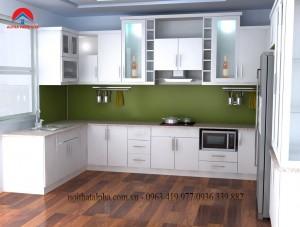 Tủ bếp picomat PCM - AP15